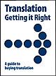 Guide to BuyingTranslation